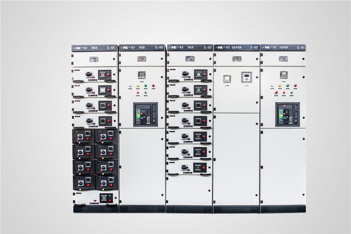 MNS抽出式低压配电柜
