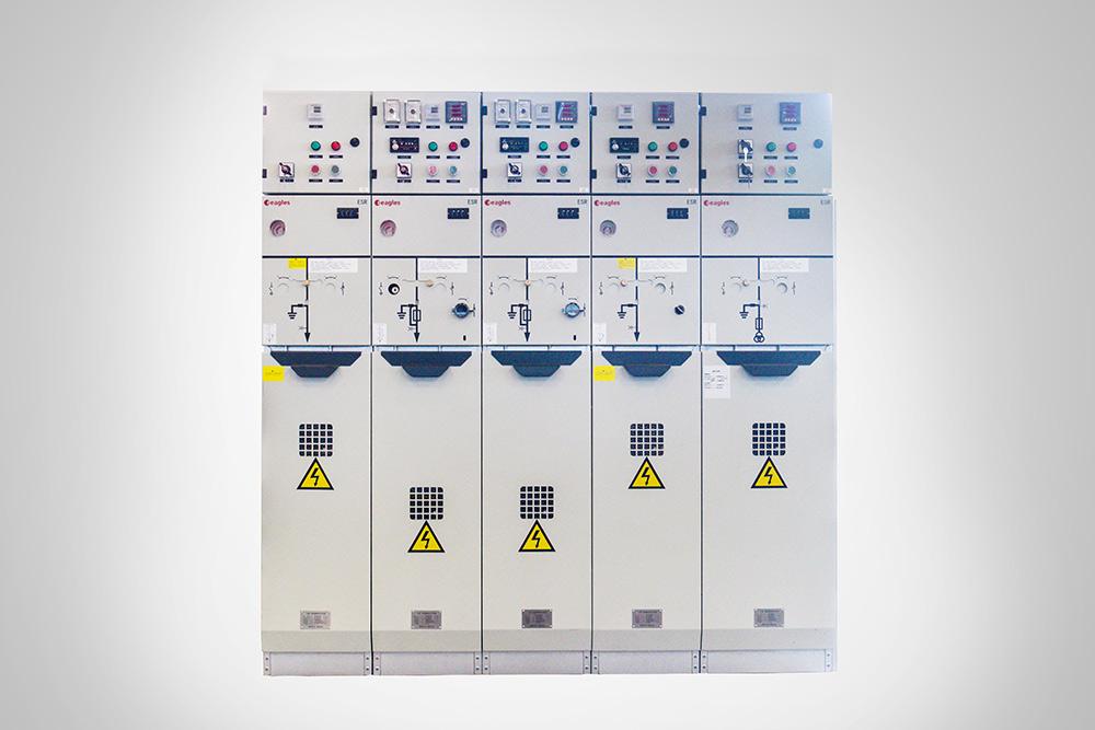ESR系列SF6气体充气柜